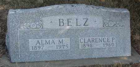 BELZ, CLARENCE P. - Stanton County, Nebraska | CLARENCE P. BELZ - Nebraska Gravestone Photos
