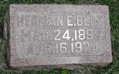 BELZ, HERMAN E. - Stanton County, Nebraska | HERMAN E. BELZ - Nebraska Gravestone Photos