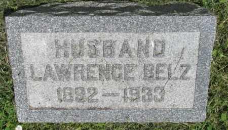BELZ, LAWRENCE - Stanton County, Nebraska   LAWRENCE BELZ - Nebraska Gravestone Photos