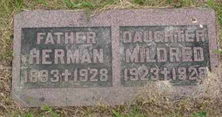 BORGMEYER, MILDRED - Stanton County, Nebraska | MILDRED BORGMEYER - Nebraska Gravestone Photos