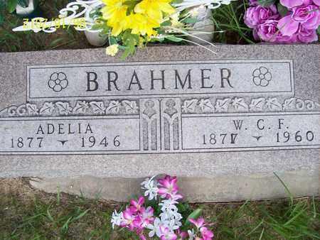 BRAHMER, ADELIA - Stanton County, Nebraska | ADELIA BRAHMER - Nebraska Gravestone Photos
