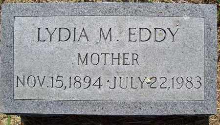 EDDY, LYDIA M. - Stanton County, Nebraska   LYDIA M. EDDY - Nebraska Gravestone Photos