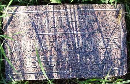 HENNINGS, ANNA - Stanton County, Nebraska   ANNA HENNINGS - Nebraska Gravestone Photos