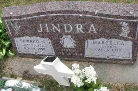 JINDRA, MARCELLA - Stanton County, Nebraska | MARCELLA JINDRA - Nebraska Gravestone Photos