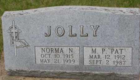 JOLLY, NORMA N. - Stanton County, Nebraska | NORMA N. JOLLY - Nebraska Gravestone Photos