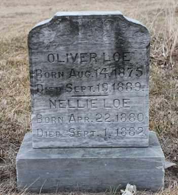 LOE, NELLIE - Stanton County, Nebraska | NELLIE LOE - Nebraska Gravestone Photos