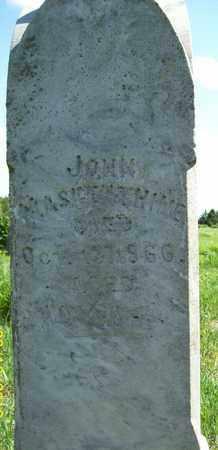 MASKENTHINE, JOHN - Stanton County, Nebraska | JOHN MASKENTHINE - Nebraska Gravestone Photos