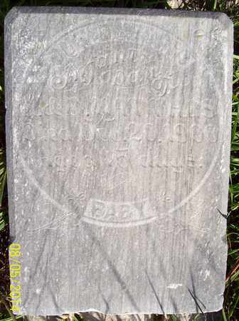 MATTHES, INFANT DAUGHTER - Stanton County, Nebraska   INFANT DAUGHTER MATTHES - Nebraska Gravestone Photos