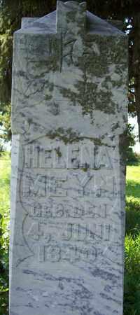 MEYN, HELENA - Stanton County, Nebraska   HELENA MEYN - Nebraska Gravestone Photos