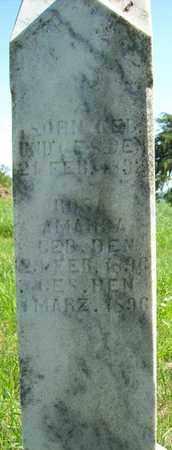 OERTWICH, INFANT - Stanton County, Nebraska | INFANT OERTWICH - Nebraska Gravestone Photos