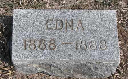 RAABE, EDNA - Stanton County, Nebraska | EDNA RAABE - Nebraska Gravestone Photos