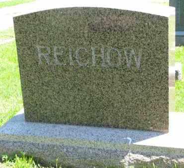 REICHOW, FAMILY STONE - Stanton County, Nebraska | FAMILY STONE REICHOW - Nebraska Gravestone Photos