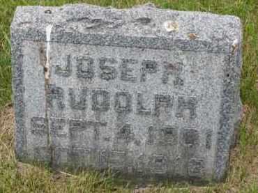 SCHLAUTMAN, JOSEPH RUDOLPH - Stanton County, Nebraska   JOSEPH RUDOLPH SCHLAUTMAN - Nebraska Gravestone Photos