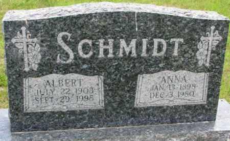 SCHMIDT, ANNA - Stanton County, Nebraska | ANNA SCHMIDT - Nebraska Gravestone Photos