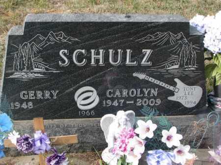 SCHULZ, CAROLYN - Stanton County, Nebraska   CAROLYN SCHULZ - Nebraska Gravestone Photos
