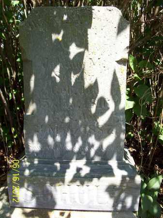 SCHULZ, JOHNNY M. - Stanton County, Nebraska | JOHNNY M. SCHULZ - Nebraska Gravestone Photos
