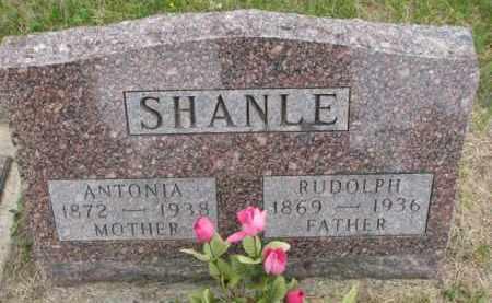 SHANLE, ANTONIA - Stanton County, Nebraska | ANTONIA SHANLE - Nebraska Gravestone Photos