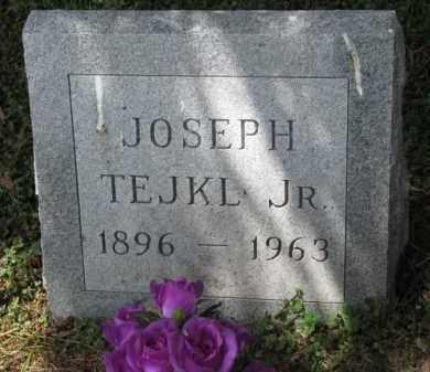 TEJKL, JOSEPH JR. - Stanton County, Nebraska   JOSEPH JR. TEJKL - Nebraska Gravestone Photos