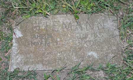 THIEMANN, JULIUS - Stanton County, Nebraska   JULIUS THIEMANN - Nebraska Gravestone Photos