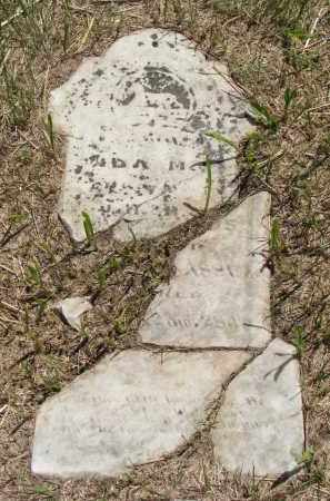 UNKNOWN, ADA OR IDA - Stanton County, Nebraska | ADA OR IDA UNKNOWN - Nebraska Gravestone Photos