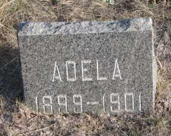 UNKNOWN, ADELA - Stanton County, Nebraska | ADELA UNKNOWN - Nebraska Gravestone Photos