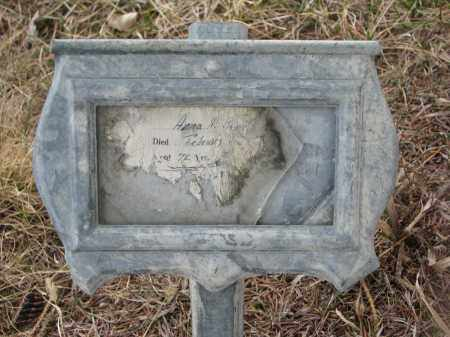 UNKNOWN, ANNA - Stanton County, Nebraska | ANNA UNKNOWN - Nebraska Gravestone Photos