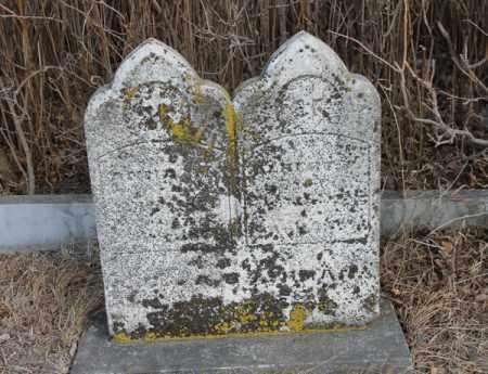 UNKNOWN, ALBERT T - Stanton County, Nebraska | ALBERT T UNKNOWN - Nebraska Gravestone Photos
