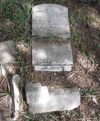 UNKNOWN, AUGUST - Stanton County, Nebraska | AUGUST UNKNOWN - Nebraska Gravestone Photos