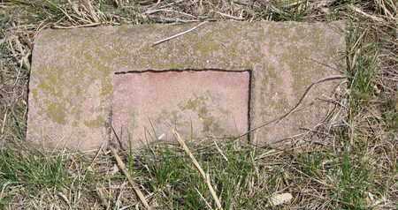 UNKNOWN, BASE - Stanton County, Nebraska | BASE UNKNOWN - Nebraska Gravestone Photos