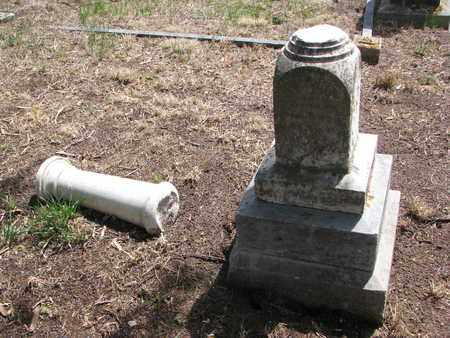 UNKNOWN, EMILIE - Stanton County, Nebraska   EMILIE UNKNOWN - Nebraska Gravestone Photos