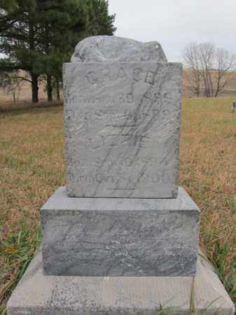 UNKNOWN, LIZZIE - Stanton County, Nebraska | LIZZIE UNKNOWN - Nebraska Gravestone Photos
