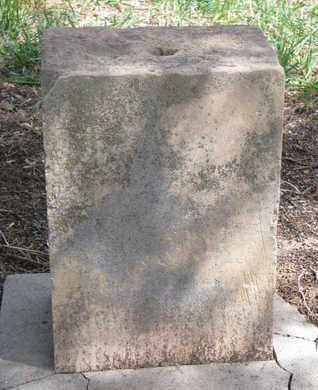 UNKNOWN, HOMEMADE - Stanton County, Nebraska | HOMEMADE UNKNOWN - Nebraska Gravestone Photos
