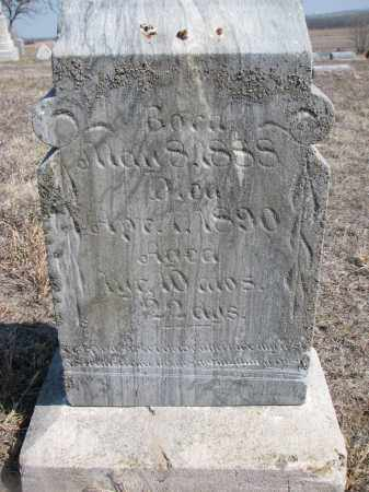 UNKNOWN, NONE - Stanton County, Nebraska | NONE UNKNOWN - Nebraska Gravestone Photos