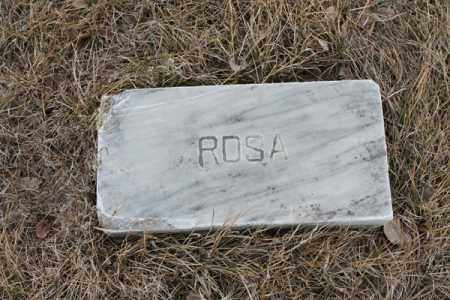 UNKNOWN, ROSA - Stanton County, Nebraska | ROSA UNKNOWN - Nebraska Gravestone Photos