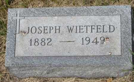 WIETFELD, JOSEPH - Stanton County, Nebraska | JOSEPH WIETFELD - Nebraska Gravestone Photos