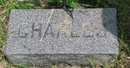 WITTGOW, CHARLES (FOOTSTONE) - Stanton County, Nebraska | CHARLES (FOOTSTONE) WITTGOW - Nebraska Gravestone Photos