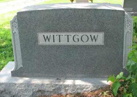 WITTGOW, FAMILY STONE - Stanton County, Nebraska | FAMILY STONE WITTGOW - Nebraska Gravestone Photos