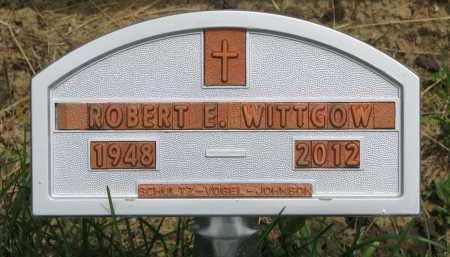 WITTGOW, ROBERT E. - Stanton County, Nebraska | ROBERT E. WITTGOW - Nebraska Gravestone Photos