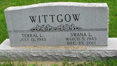 WITTGOW, SWANA L. - Stanton County, Nebraska | SWANA L. WITTGOW - Nebraska Gravestone Photos