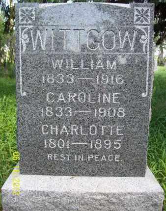WITTGOW, CHARLOTTE - Stanton County, Nebraska | CHARLOTTE WITTGOW - Nebraska Gravestone Photos