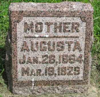 ZANDER, AUGUSTA - Stanton County, Nebraska | AUGUSTA ZANDER - Nebraska Gravestone Photos