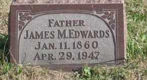 EDWARDS, JAMES - Thayer County, Nebraska | JAMES EDWARDS - Nebraska Gravestone Photos
