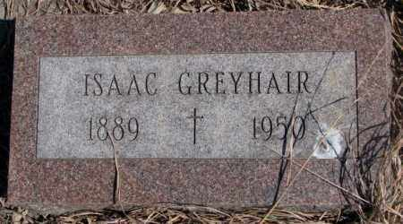 GREYHAIR, ISAAC - Thurston County, Nebraska   ISAAC GREYHAIR - Nebraska Gravestone Photos