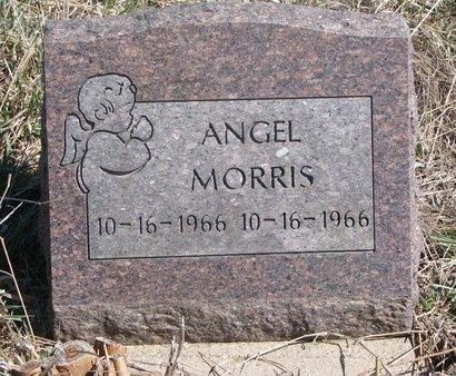 MORRIS, ANGEL - Thurston County, Nebraska | ANGEL MORRIS - Nebraska Gravestone Photos