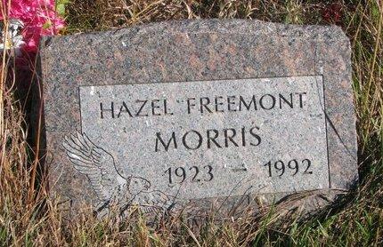 MORRIS, HAZEL - Thurston County, Nebraska | HAZEL MORRIS - Nebraska Gravestone Photos