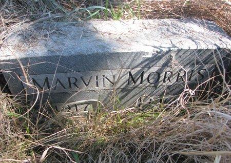 MORRIS, MARVIN - Thurston County, Nebraska | MARVIN MORRIS - Nebraska Gravestone Photos