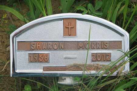 MORRIS, SHARON - Thurston County, Nebraska | SHARON MORRIS - Nebraska Gravestone Photos