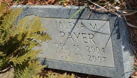 PAYER, JALENA MARAE - Thurston County, Nebraska   JALENA MARAE PAYER - Nebraska Gravestone Photos