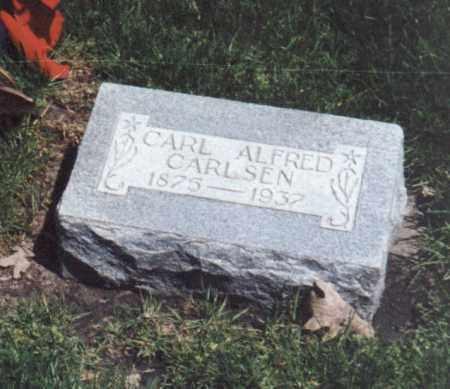 CARLSEN, CARL ALFRED - Valley County, Nebraska | CARL ALFRED CARLSEN - Nebraska Gravestone Photos