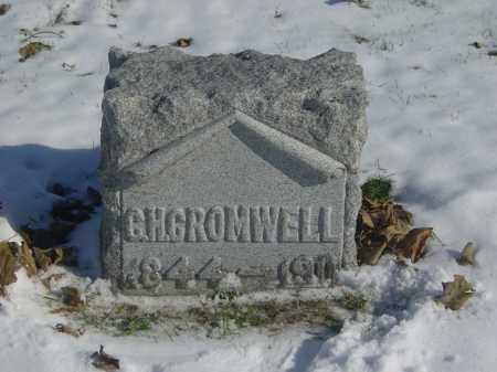 CROMWELL, CHARLES H. - Valley County, Nebraska   CHARLES H. CROMWELL - Nebraska Gravestone Photos